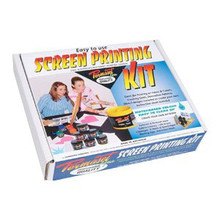 Permaset Screen Printing Kit