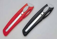 NT Cutter Plastic Grip Cutter Red/Black - JL-100P
