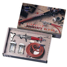 Paasche Airbrush Hobby Kit 2000SA Single Action