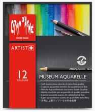 Museum Aquarelle Assort. 12 Box   |  3510.312