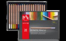 Pastel Pencils - Assortment of 20 Colours | 788.320