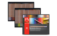 Pastel Pencils - Assortment of 40 Colours | 788.340