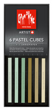 Pastel Cube Assorted Colour Set - Almond | 7806.009