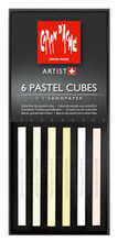 Pastel Cube Assorted Colour Set - Light | 7806.001