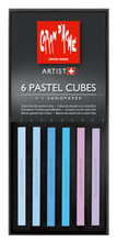 Pastel Cube Assorted Colour Set - Morning Dew | 7806.005