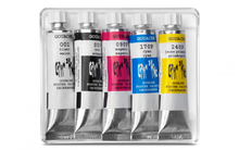 Gouache Studio 10ML Tube Assort. 5 Box   |  2003.305