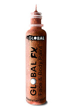 Global FX Face & Body Paint 36ml - Copper