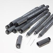 Staedtler Fineliner Pigment Liner - 0.6mm Black