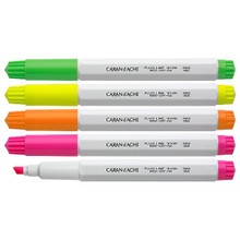 Highlighter - Fluo Line, Green | 191.230