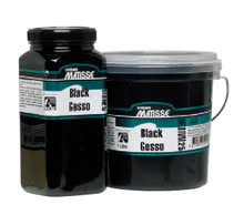 Black Gesso MM25