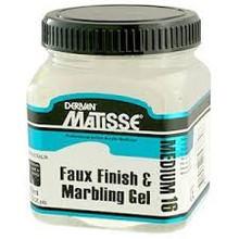 Matisse Faux Finish & Marbling Gel MM16 - 250ml