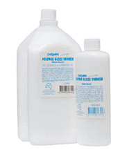 Derivan Polymer Gloss Varnish Water Based 2L