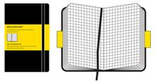 Moleskine Notebook 192 Pages Hardcover - Pocket (9cm x 14cm) - Squared