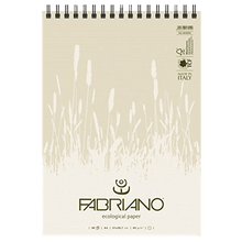 Fabriano Eco A5 Spiral Bound - Blank