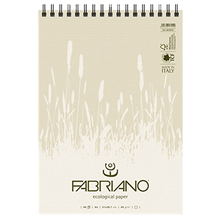 Fabriano Eco A5 Spiral Bound - Lined