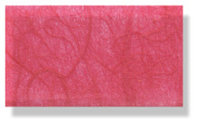 Mulberry Silk Paper With Fibres - Bright Pink