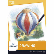 Canson 110GSM Drawing Pad - A2