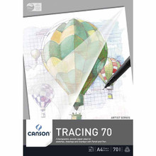 Canson 70GSM Tracing Pad - A4