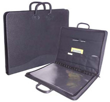 Florence Showcase Folio Complete with 10 Sleeves - A2