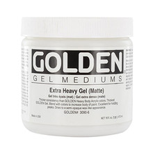 Golden Extra Heavy Gel (Matte) 473ml