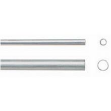 Round Aluminium Tube - 6.0 x 0.50