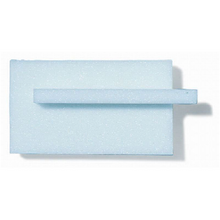 Light Blue Styrofoam, Trimmed - 10mm x 330mm x 580mm