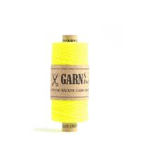 Garn & Mehr Baker's Twine - Neon Yellow