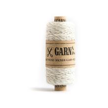Garn & Mehr Baker's Twine - Silver/Natural White