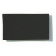 Opaque Coloured Polypropylene Matte - Black