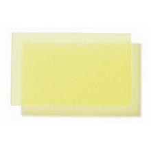 Translucent Coloured Polypropylene Matte - Lemon