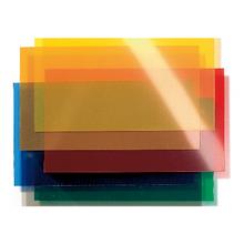 Transparent Coloured Rigid PVC