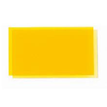 Transparent Coloured Rigid PVC - Yellow
