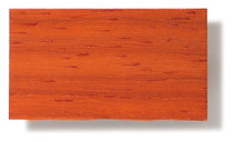 Decoflex Veneer 310mm x 625mm - Padouk (Straight Grain)