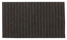 Corrugated Cardboard Strips Fine - Black