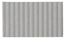 Corrugated Cardboard Strips Broad - Pebble Grey