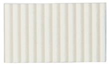 Corrugated Cardboard Strips Broad - White