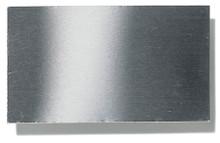 Aluminium pre-cut strips - 0.1mm x 250mm x 400 mm