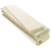 Balsa Wood Sheet - 0.8mm x 100mm x 915mm