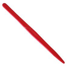 Modelling Stick Red - Stiff Flat/Flat Angle