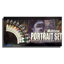 Matisse Structure Acrylics Portrait Set - 10 x 75ml