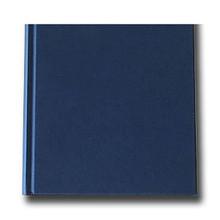 "K&P Hardbound Sketchbook 100gsm 176pgs - 21cm x 21cm/8.3"" x 8.3"" - Blue"
