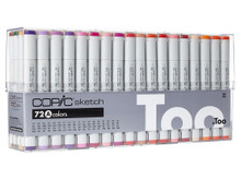 Copic Sketch Set 72A