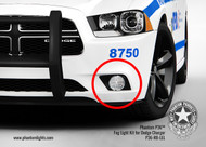 P36 Foglight Replacements for Dodge Challenger 2011-2015
