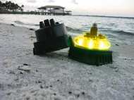 Phantom AZL-15™ Remotely Controlled Airfield Light, Amber Rotating (ARB)