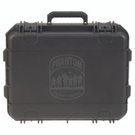 Black Heavy-Duty Gear Box (Big Lunchbox Size)