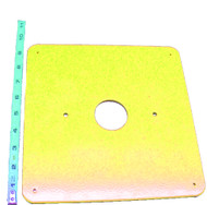 BellaBeam® Bright Yellow Plate
