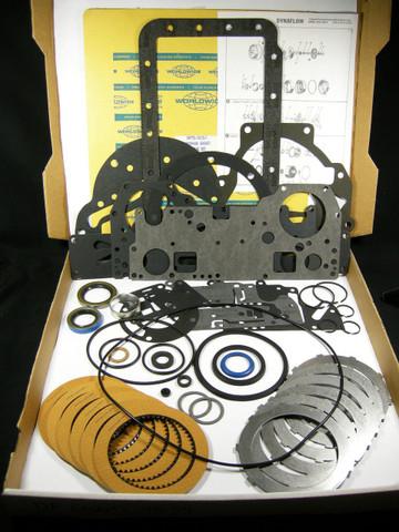 buick dynaflow rebuild part kit 1959 1960 1961 1962 1963. Black Bedroom Furniture Sets. Home Design Ideas