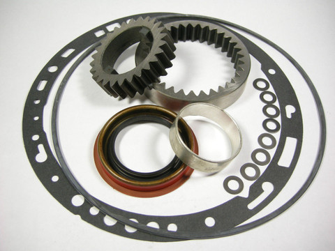 TH400 Front Pump Rebuild Kit GEARS SEAL BUSHING GASKET ORING Turbo 400 Gear Set