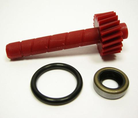 TH350 21 Tooth Speedo Driven Gear & Seals Turbo 350 Speedometer