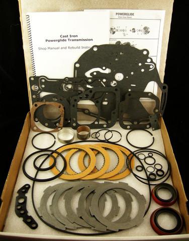 Cast Iron Powerglide Master Rebuild Kit 1958 1959 1960